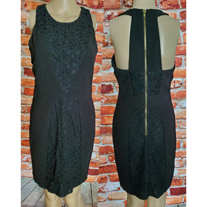 VGC C. Luce Black Dress Size Small